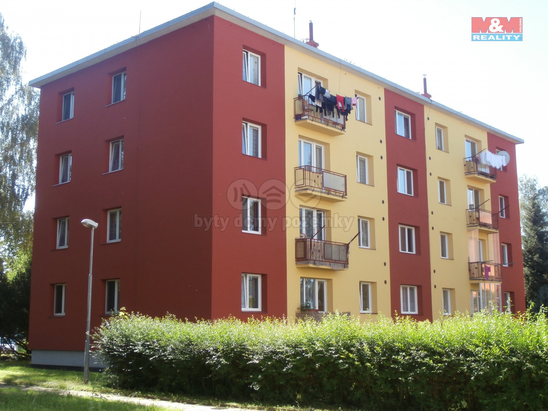 Prodej, byt 2+1, Šumperk, ul. Reissova