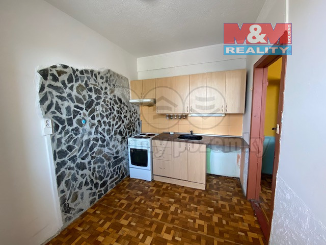 Pronájem bytu 2+1, 44 m², Břidličná, ul. Jesenická