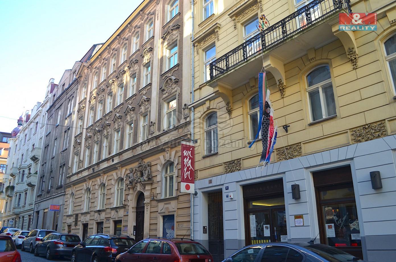 Prodej bytu 3+kk, 78 m², Praha, ul. Navrátilova