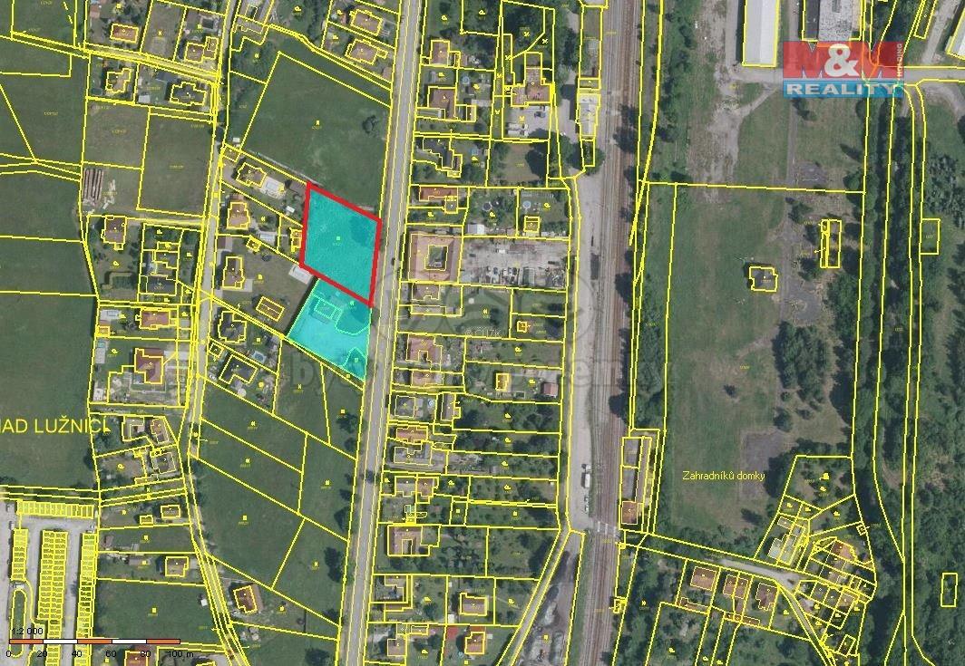 Prodej, pozemek, 2047 m2, Suchdol nad Lužnicí