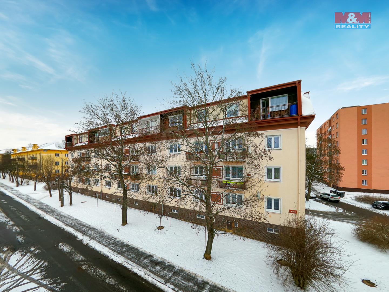 Prodej bytu 2+1, 59 m², Mariánské Lázně, ul. Americká