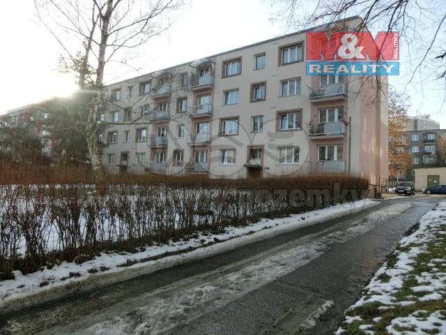 Pronájem bytu 2+1, 52 m², Ústí nad Labem, ul. Návětrná