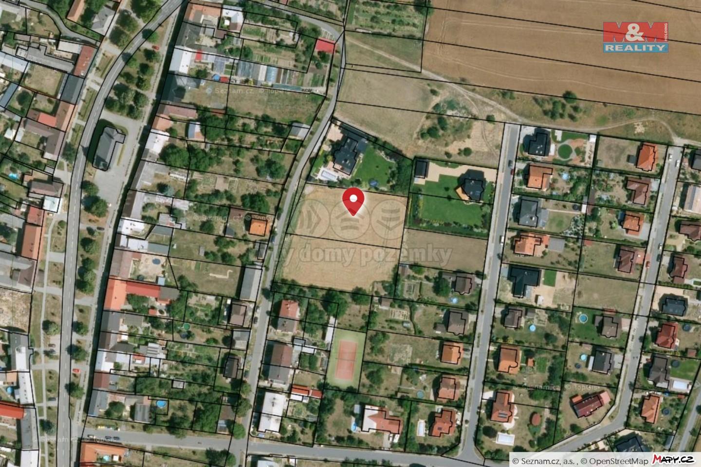 Prodej pozemku k bydlení, 2198 m², Majetín