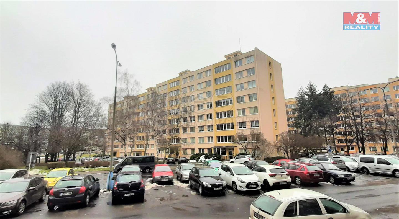 Pronájem bytu 2+kk, 42 m², Most, ul. Višňová