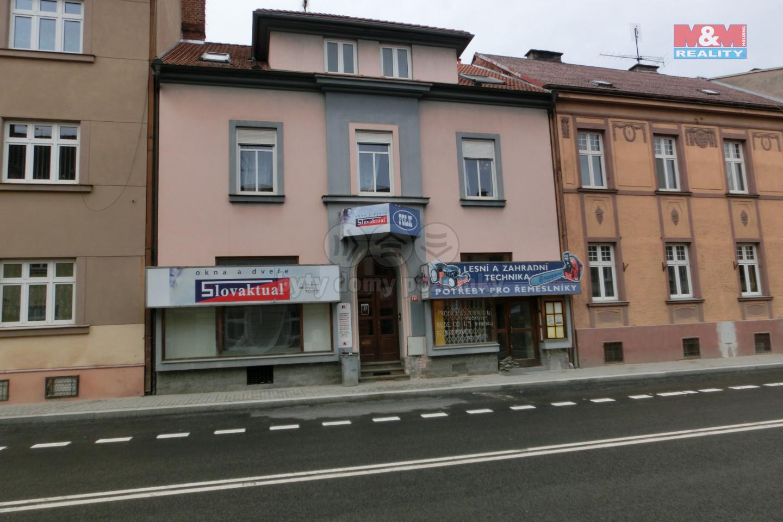 Prodej bytu 5+1, 118 m², Tábor, ul. Budějovická