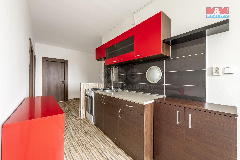 Prodej bytu 4+1, 77 m², OV, Jirkov, ul. Studentská