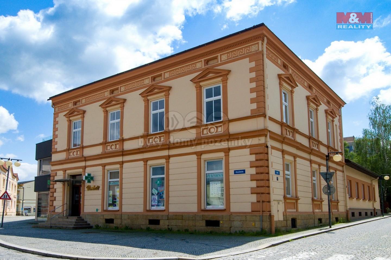 Prodej obchodního objektu, 780 m², Valašské Meziříčí