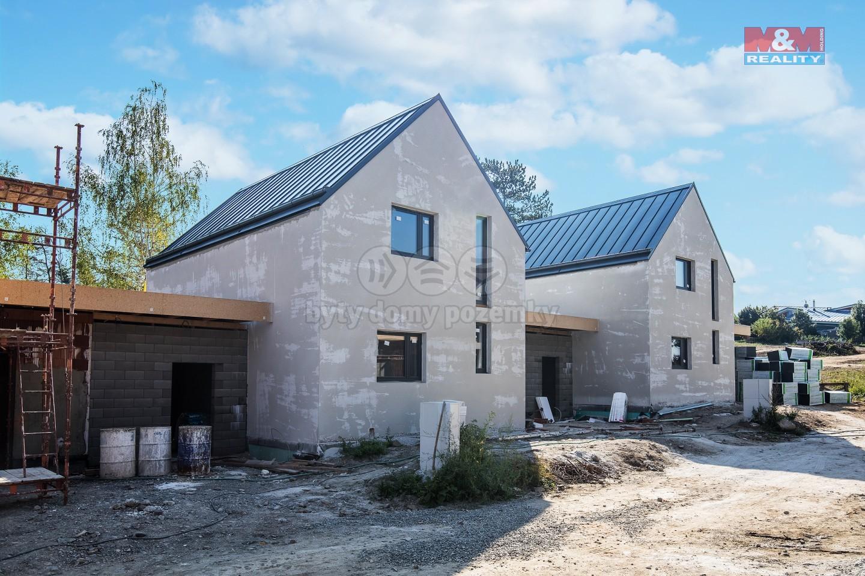 Prodej rodinného domu, 143 m², pozemek 455 m2, Mikulovice