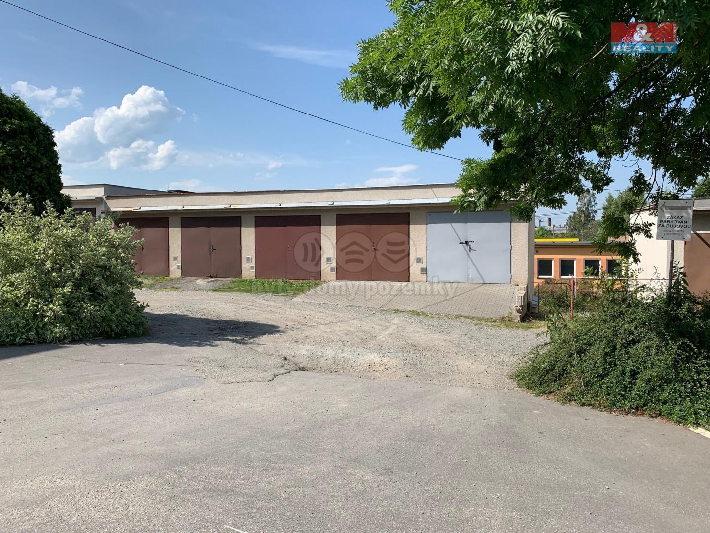 Pronájem garáže, 20 m², Boskovice, ul. Otakara Kubína