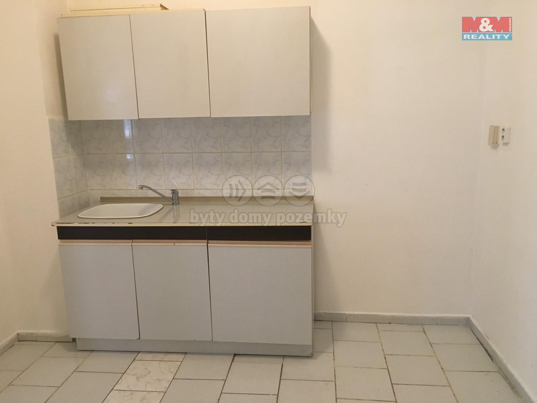 Pronájem, byt 1+1, 36 m2, Česká Lípa