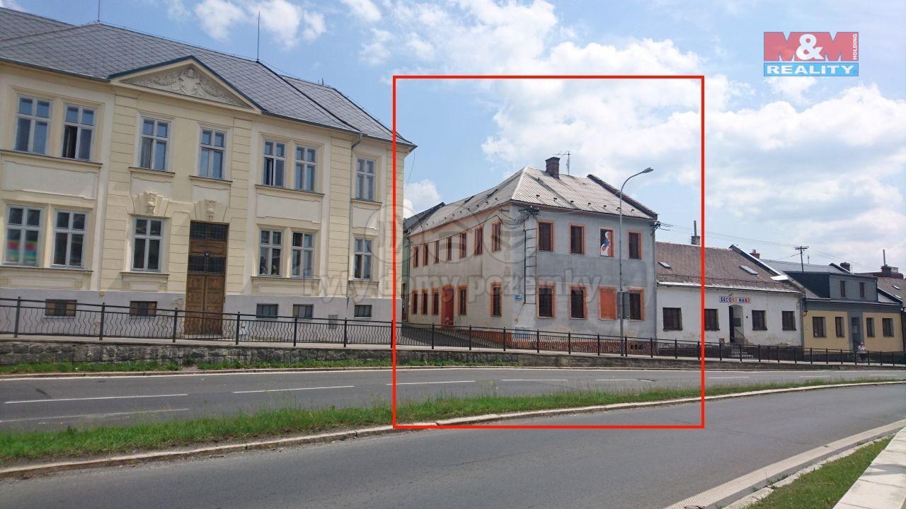 Prodej rodinného domu, 159 m², Bruntál, ul. Krátká