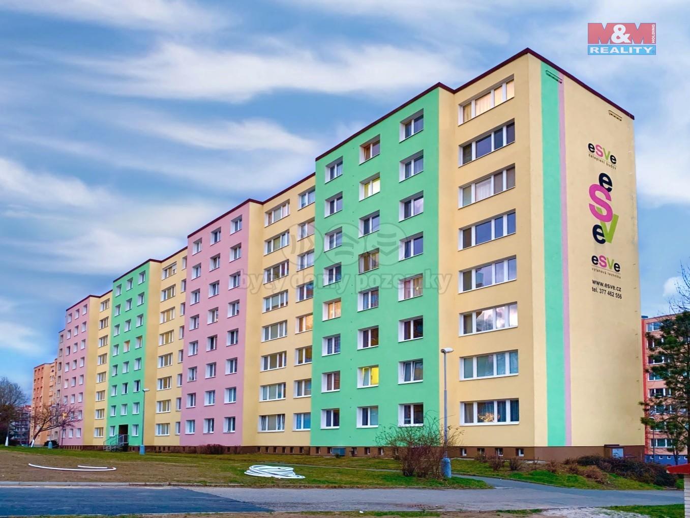 Pronájem bytu 4+1, 81 m², Plzeň, ul. Sokolovská