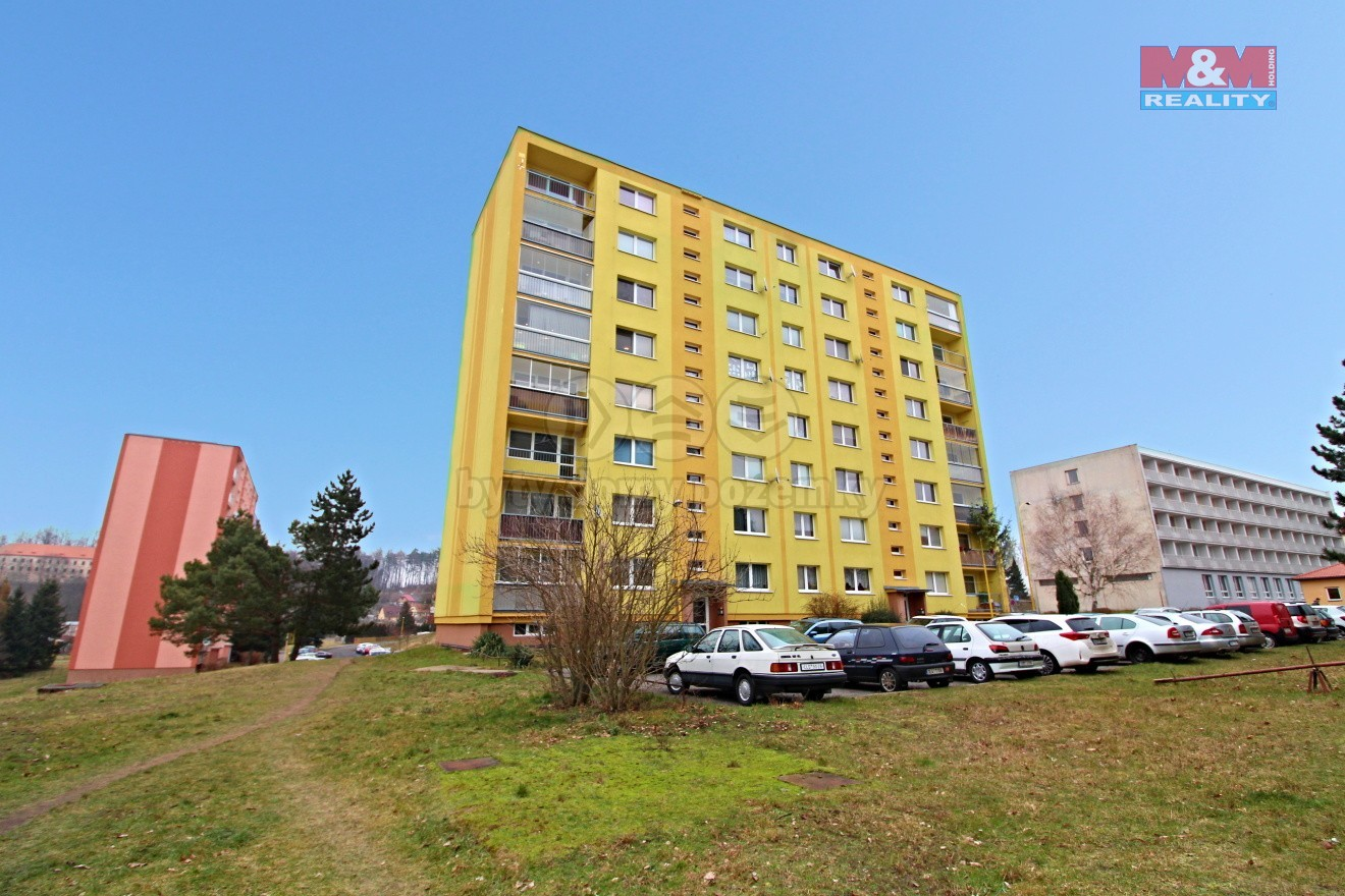 Prodej bytu 2+1, 56 m², Stráž pod Ralskem, ul. Mimoňská