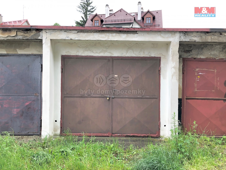 Prodej, garáž, 21 m², Liberec, ul. Gollova
