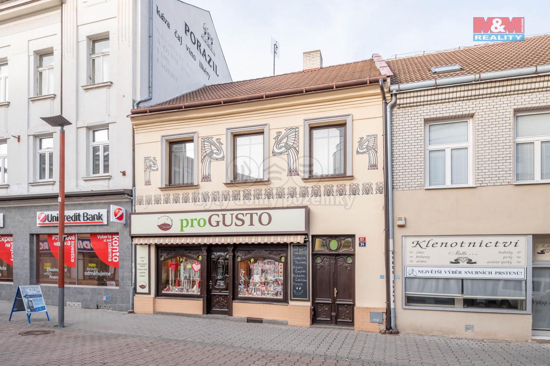 Prodej bytu 4+1, 181 m², Kladno, ul. T. G. Masaryka