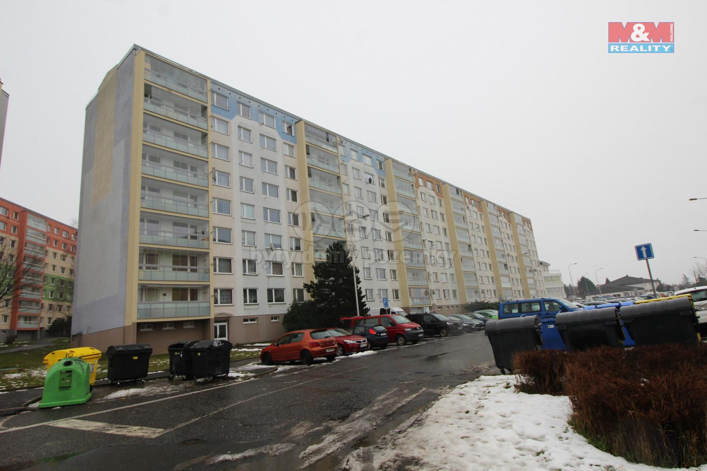 Prodej bytu 3+1, 76 m², DV, Most, ul. Bohuslava Vrbenského