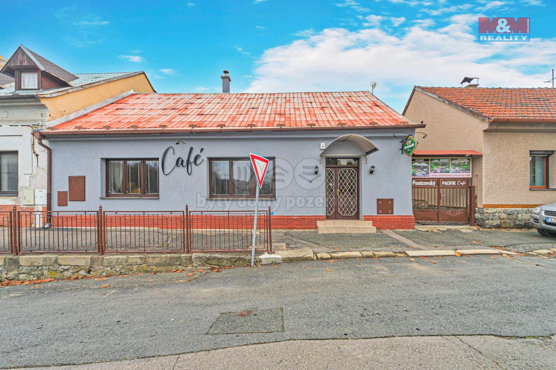 Prodej restaurace, stravování, 435 m², Ledeč nad Sázavou