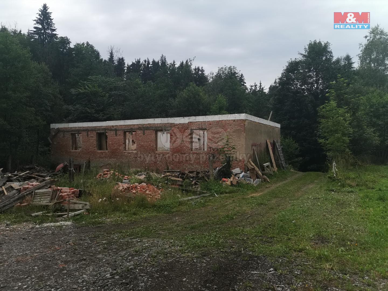 Prodej, chalupa, 405 m², Malá Morava