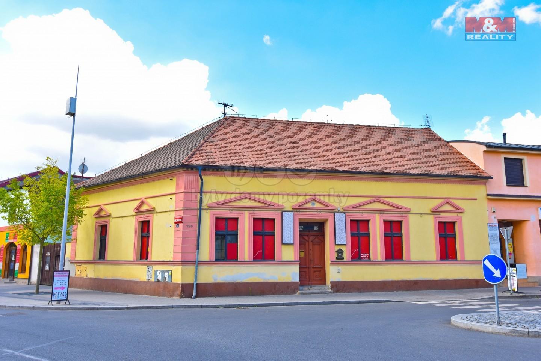 Prodej nájemního domu, 162 m², Lysá nad Labem, ul. Tyršova