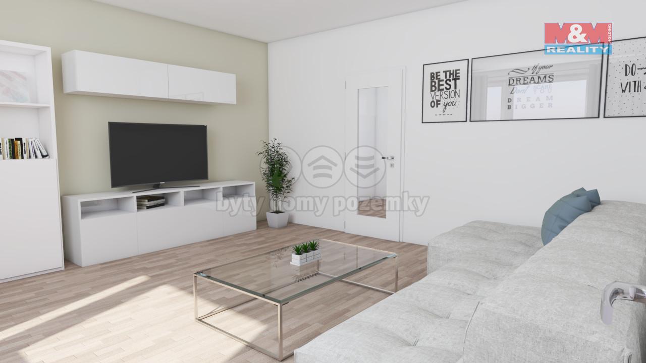 Prodej bytu 4+kk, 109 m², Říčany, ul. Rooseveltova