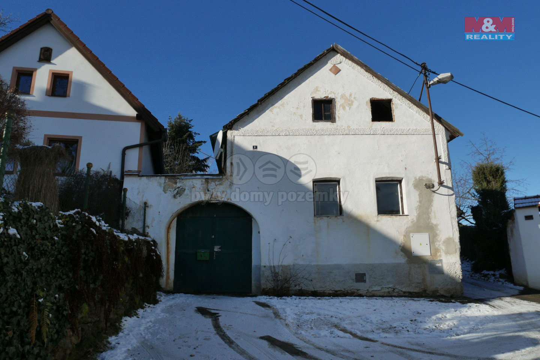 Prodej chalupy, 130 m², Husinec - Výrov