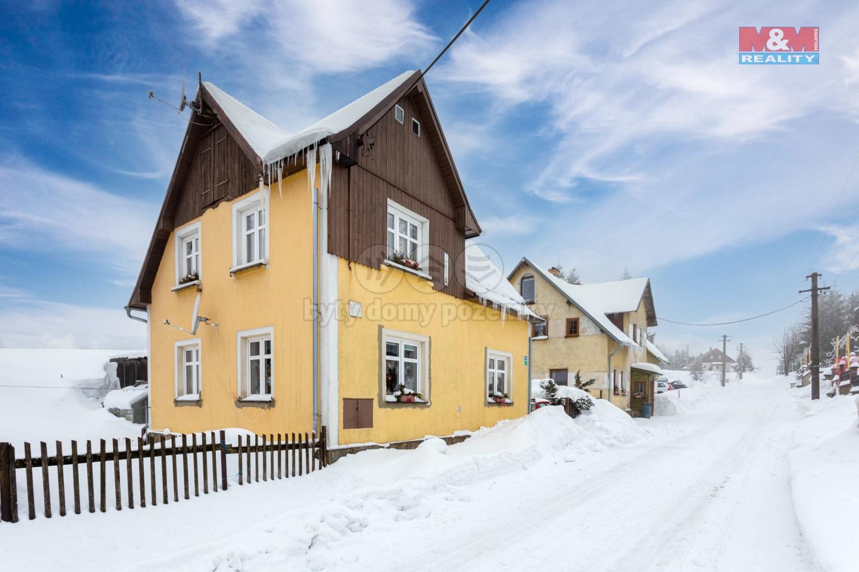 Prodej chalupy, 68 m², Horní Blatná, ul. Lesní