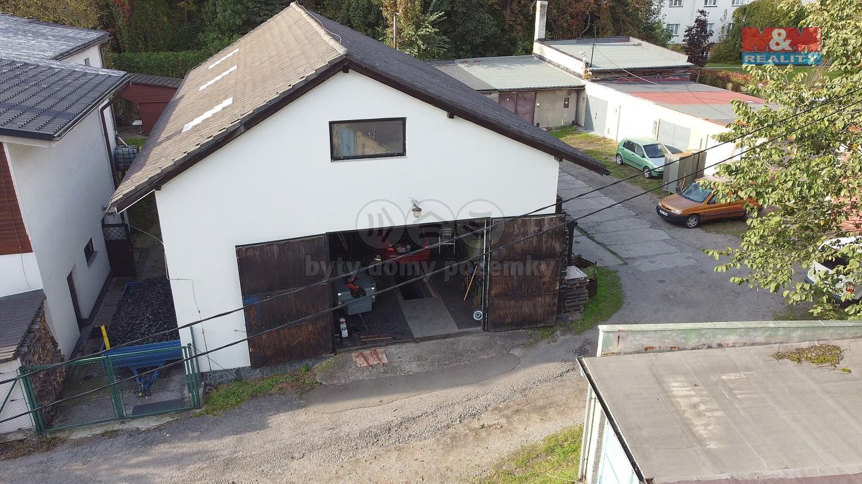 Prodej výrobního objektu, 167 m², Ostrava