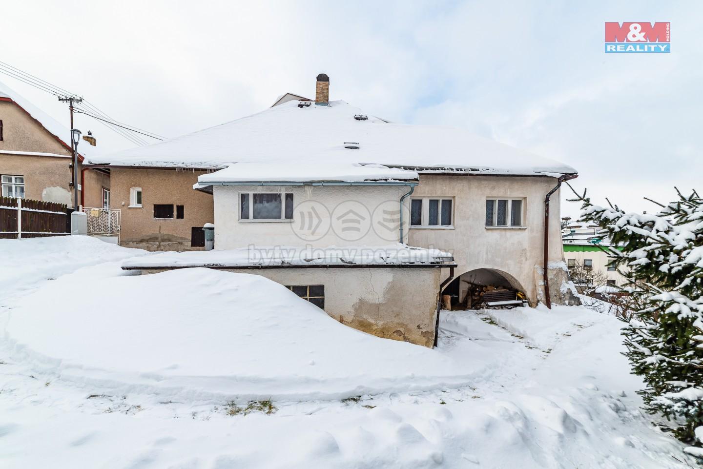 Prodej rodinného domu, Chotěboř, ul. Ningerova