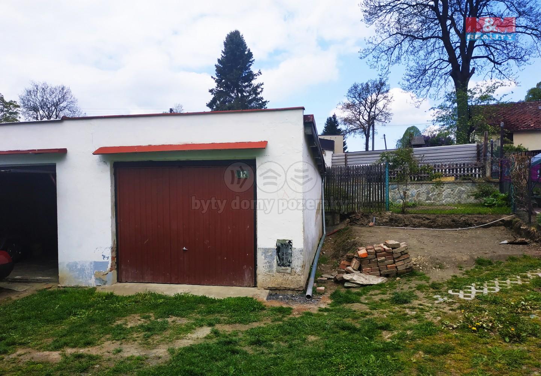 Prodej, garáž, 22 m², Hranice u Aše