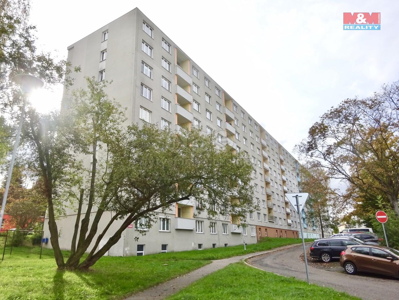 Pronájem bytu 1+1, 36 m², Karlovy Vary, ul. Východní