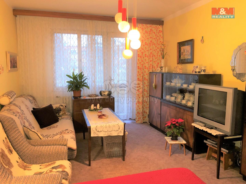 Prodej, byt 2+1, 56 m2, Olomouc, ul. kpt. Jaroše