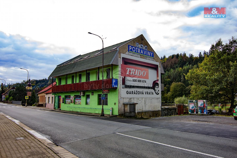 Prodej obchod a služby, 1598 m², Březová nad Svitavou