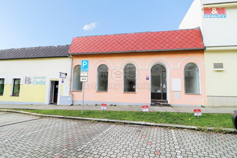 Prodej obchodu, 61 m², Františkovy Lázně, ul. Boženy Němcové
