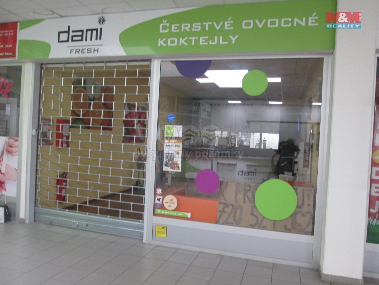 Pronájem obchodního objektu, 48 m², Příbram, ul. Žežická