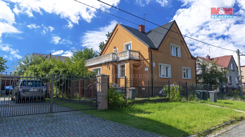 Pronájem rodinného domu, 100 m², Karviná, ul. Jiráskova