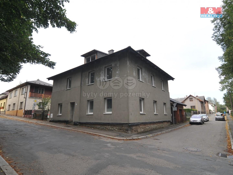 Prodej, rodinný dům s provozovnou, Světlá nad Sázavou