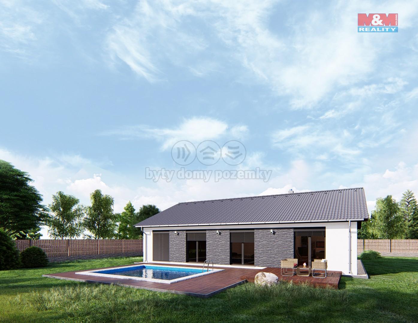 Prodej rodinného domu, 135 m², Chorušice