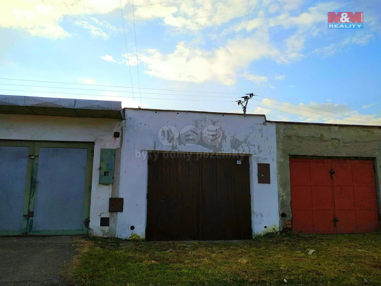 Pronájem garáže, 24 m², Karviná