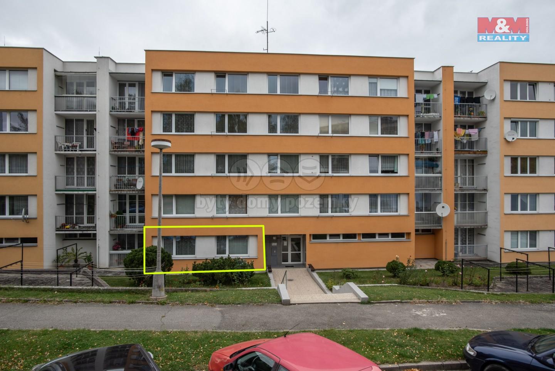 Prodej bytu 1+1, 42 m², Strakonice, ul. Povážská