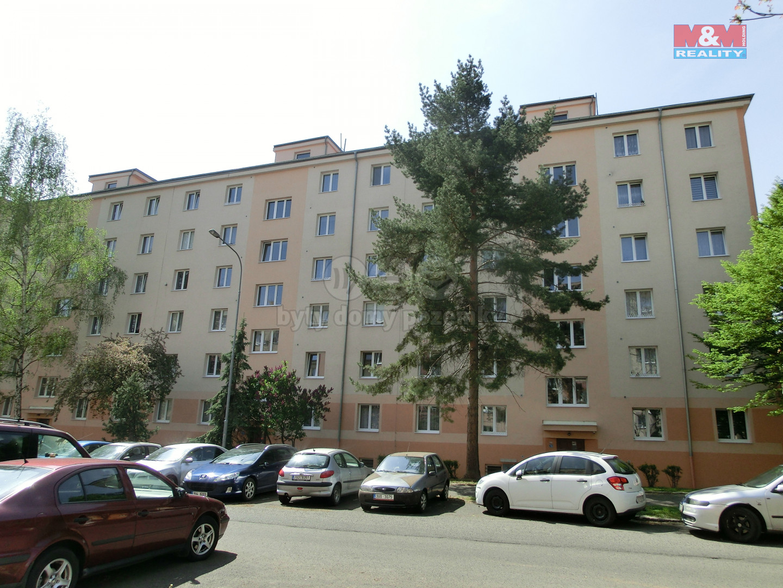 Pronájem bytu 2+1, 53 m2, v Mostě, ul. Karla Marxe