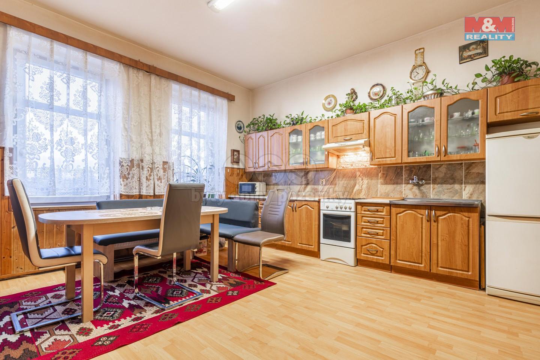 Prodej nájemního domu, Ústí nad Labem, ul. Majakovského