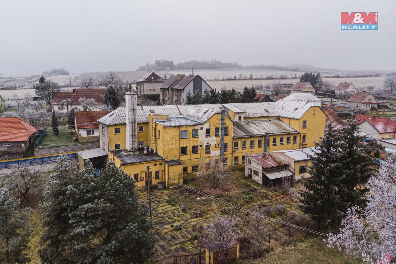 Prodej výrobního objektu, 3133 m², Brodek u Konice