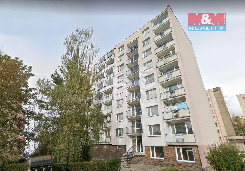 Pronájem bytu 2+1, 54 m², Roudnice nad Labem, ul. Stavbařů