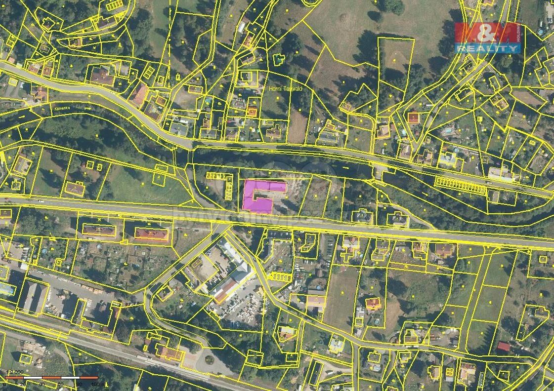 Pronájem bytu 3+1, 145 m², Smržovka, ul. Hlavní