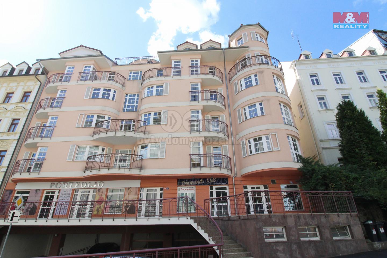 Prodej bytu 3+kk, 109 m², Karlovy Vary, ul. Zámecký vrch