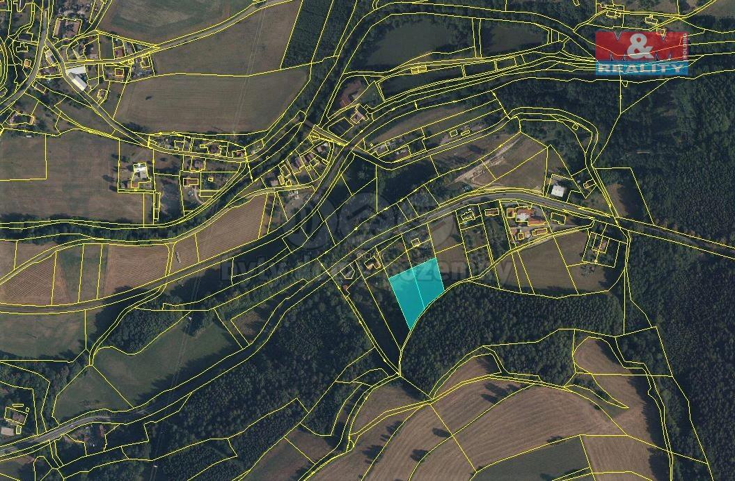 Prodej louky, 2459 m², Vamberk-Peklo nad Zdobnicí