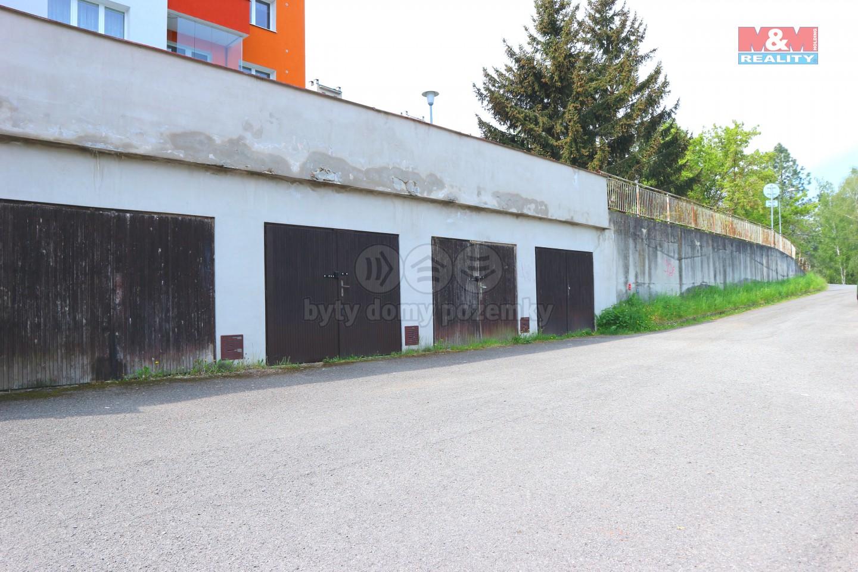 Prodej, garáž, Plzeň, ul. Na Okraji