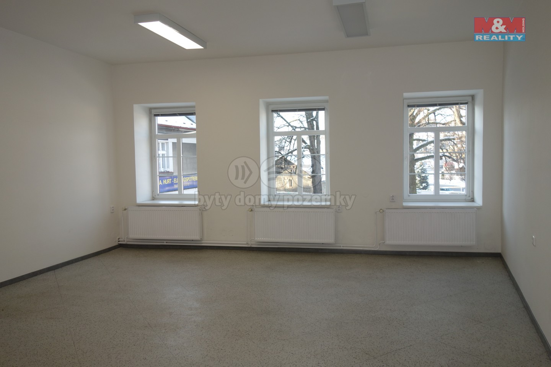 Pronájem kancelářského prostoru, 49 m², Litomyšl, ul. Tyršova