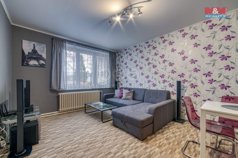 Prodej, byt 3+1 78 m2, Horní Bříza, ul. Sídlištní