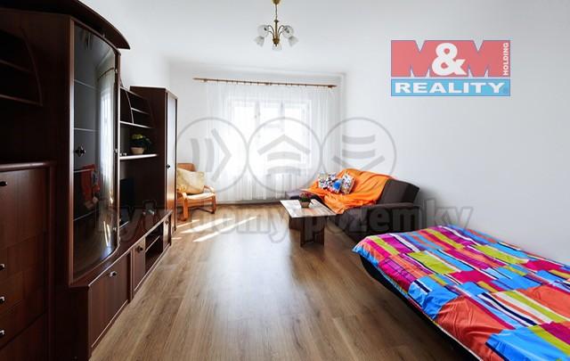 Pronájem bytu 1+kk, 31 m², Praha, ul. Radlická
